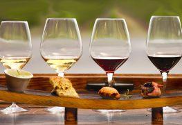 Wijn & Spijs avond bij Boshuis