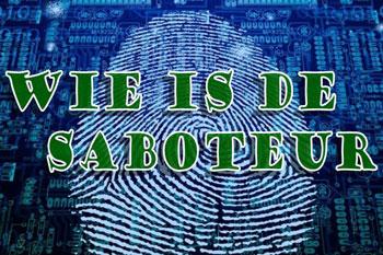 wie is de saboteur